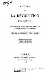 Histoire de la Révolution française: accompagnée d'une histoire de la Révolution de 1355, ou des États-Généraux sous le roi Jean, Volume2