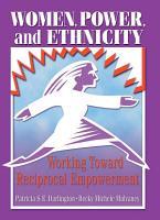 Women  Power  and Ethnicity PDF