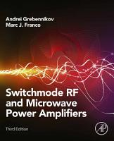 Switchmode RF and Microwave Power Amplifiers PDF