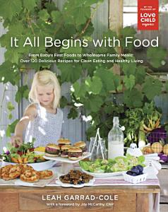 It All Begins with Food Book