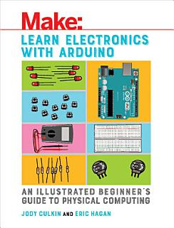 Learn Electronics with Arduino Book