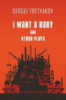 I Want a Baby and Other Plays PDF