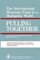 The International Monetary Fund in a Multipolar World PDF