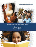 Assessing Learners with Special Needs  Pearson New International Edition