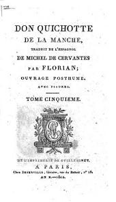 Don Quichotte de La Manche: Volume3