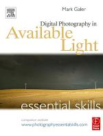 Digital Photography in Available Light