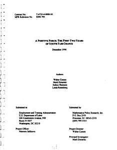 A Positive Force PDF