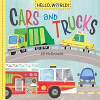 Hello  World  Cars and Trucks PDF