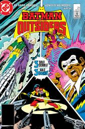 Batman and the Outsiders (1983-) #21