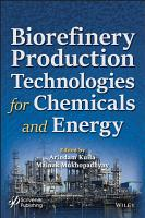 Biorefinery Production Technologies for Chemicals and Energy PDF