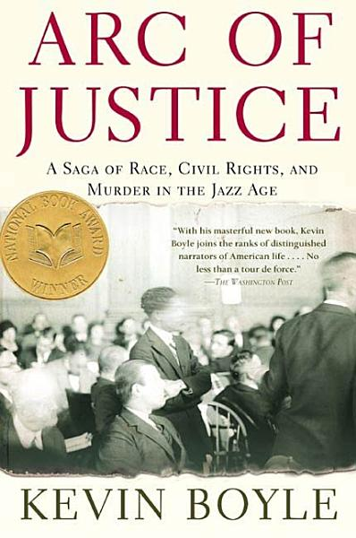 Download Arc of Justice Book