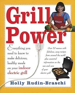 Grill Power Book