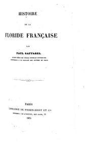 Histoire de la Floride française