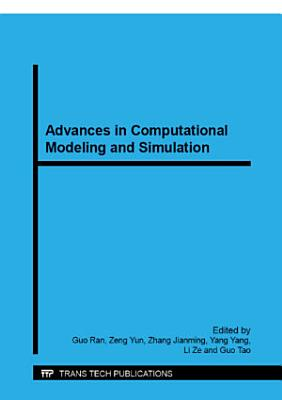 Advances in Computational Modeling and Simulation PDF