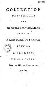 Mémoires de Messire Philippe Hurault, comte de Cheverny, chancelier de France...