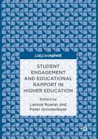 Student Engagement and Educational Rapport in Higher Education PDF
