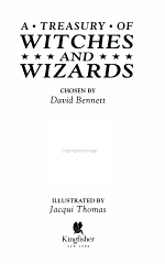 A Treasury of Witches and Wizards