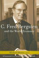 C  Fred Bergsten and the World Economy PDF