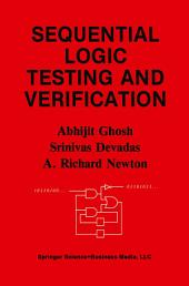Sequential Logic Testing and Verification