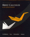 Brief Calculus And Its Applications Plus Mymathlab Mystatlab Student Access Code Card Book PDF