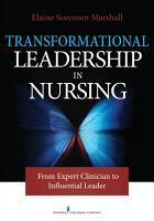 Transformational Leadership in Nursing PDF