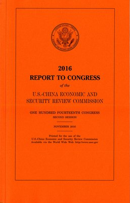 Congressional Executive Commission on China Annual Report 2016 PDF