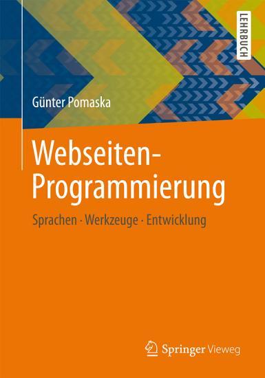 Webseiten Programmierung PDF