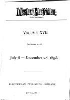 Western Electrician PDF