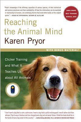 Reaching the Animal Mind PDF