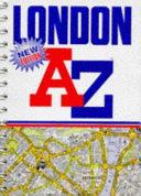 AZ London Street Atlas