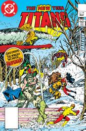 The New Teen Titans (1980-) #19
