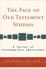 The Face of Old Testament Studies