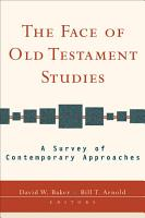 The Face of Old Testament Studies PDF