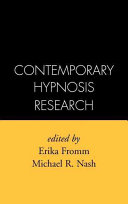 Contemporary Hypnosis Research