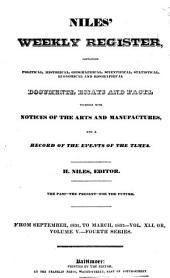 Niles' Weekly Register: Volume 41