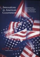 Innovations in American Government, 1986-1996