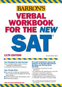 Verbal Workbook For The New Sat Book PDF