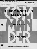Band Member PDF