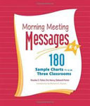 Morning Meeting Messages  K 6