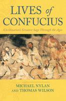 Lives of Confucius PDF