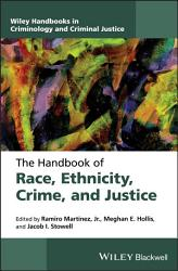 The Handbook of Race  Ethnicity  Crime  and Justice PDF