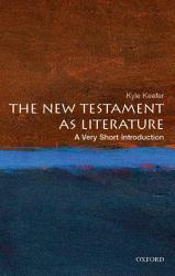 The New Testament As Literature A Very Short Introduction Book PDF