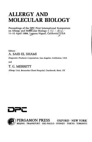 Trends in Chronobiology PDF