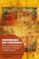 Remembrance and Forgiveness PDF