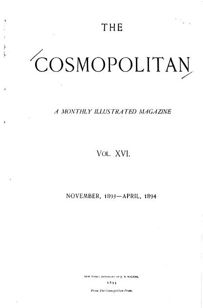 Download The Cosmopolitan Book