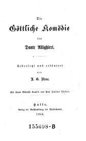 """""""Die"""" göttliche Komödie des Dante Allighieri"""