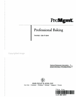 Professional Baking  Student Workbook PDF