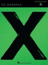 Ed Sheeran - X Songbook