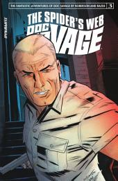 Doc Savage: The Spider's Web #3