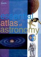 essential atlas of astronomy PDF